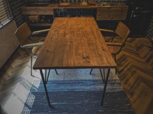 Dining table ダイニングテーブル