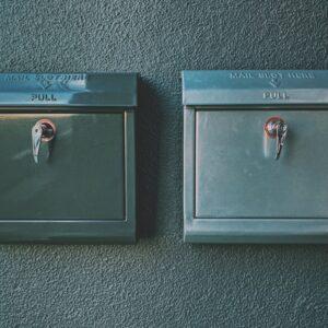 goods mail box ポスト
