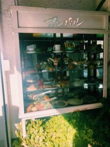 高崎駅西口の中央銀座付近にある喫茶店コンパル